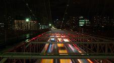 Free City Streets At Night Stock Photo - 82985330