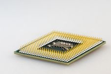 Free Computer Circuit Chip Royalty Free Stock Images - 82986829