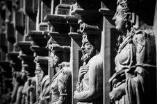 Free Renaissance Sculptures Stock Image - 82986951