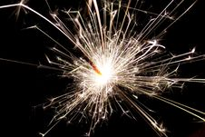 Free White Sparkler During Night Time Royalty Free Stock Photography - 82987227