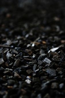 Free Black Charcoals Stock Images - 82987994
