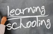 Free Learning Schooling Text Royalty Free Stock Photo - 82989585