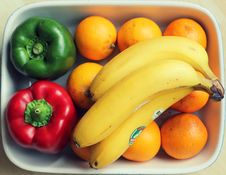 Free Fruits And Vegetables Stock Images - 82989644