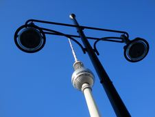 Free TV Tower On Low Angle Photography Stock Photos - 82989883