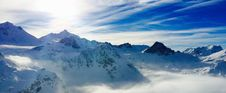 Free White Snow Covered Mountain Under Blue Sky Royalty Free Stock Photo - 82991635
