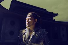 Free Trendy Oriental Man Stock Images - 82991924