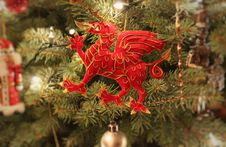 Free Welsh Christmas Stock Image - 82992401