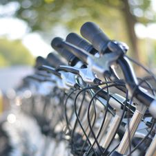 Free Gray And Black Bicycles During Daytime Stock Photography - 82993572