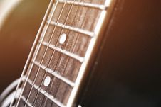 Free Guitar Fret Stock Photography - 82994902