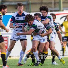 Free Kayle Van Zyl - Campionato Italiano Di Eccellenza Di Rugby, Gara 1 Semifinale Playoff Scudetto 2014/15, Stadio Quaggia Di Mogliano Stock Photo - 82996250