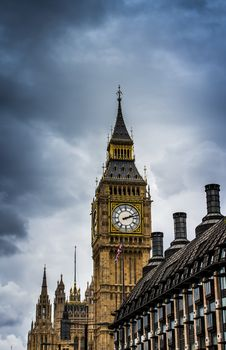 Free Big Ben And Parliament, London, England Stock Photography - 82997222