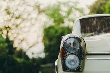 Free Vintage Mercedes Stock Image - 82997861
