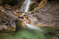 Free Time Lapse Photography Of Water Falls Royalty Free Stock Photos - 82997948