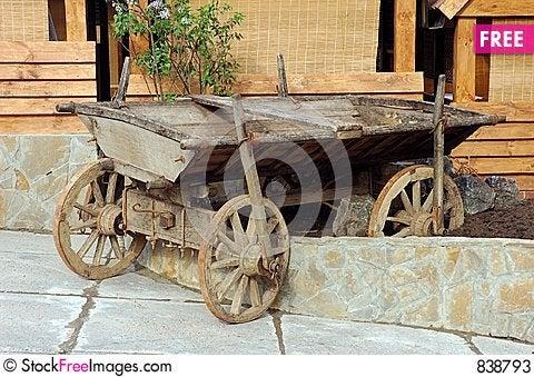 Free Horse Cart Stock Photos - 838793