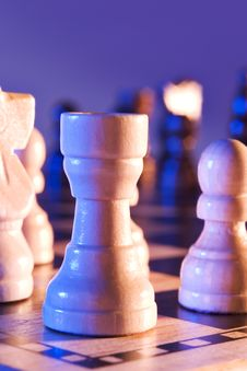 Free Chess Royalty Free Stock Photo - 830435