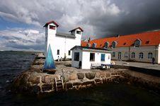 Free Danish Coast Stock Photography - 831252