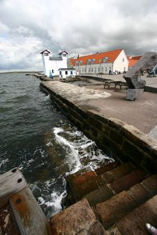 Free Danish Coast Stock Photos - 831253
