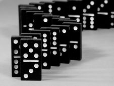 Free Dominoes Stock Photos - 831713