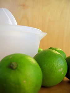 Free Lime Squeeze 5 Stock Photo - 832300