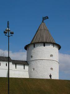 Tower Of The Kazan Kremlin Pic2