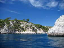 Free Calanque De Cassis Royalty Free Stock Photography - 832927