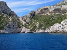 Free Calanque De Cassis Royalty Free Stock Photos - 833078