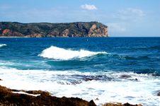 Free Breaking Wave Stock Photo - 834030
