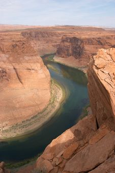 Free Horseshoe Bend Stock Photos - 834603