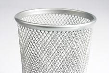 Free Silver Mug Royalty Free Stock Photos - 835708