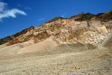 Free Death Valley Scene Stock Photo - 835860