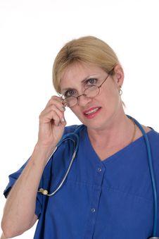 Free Beautiful Doctor Or Nurse 20 Stock Photos - 836493