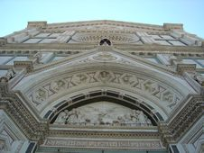 Free Facade In Florence Royalty Free Stock Photo - 837415