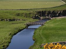 Free Crosskirk Landscape. Stock Photo - 837950