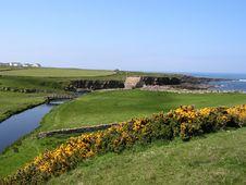 Free Crosskirk Landscape. Stock Images - 837954