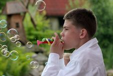Free Soap-bubble Stock Images - 839324
