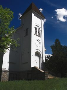 Free Old Church Stock Photography - 839882