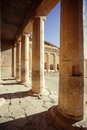Free Temple In Egypt Stock Photography - 8303632