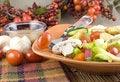 Free Garden Salad Stock Photo - 8309560