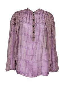 Free Checker Shirt Loose Jacket Royalty Free Stock Images - 8300199