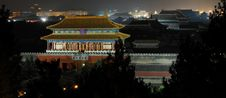 Free Imperial Palace (Gu-gong) Stock Image - 8300421