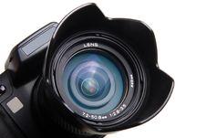 Free Digital Camera Lens Royalty Free Stock Photos - 8300838