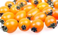 Free Yellow Tomato. Royalty Free Stock Image - 8301496