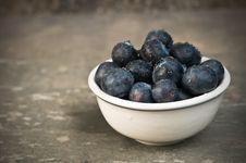 Free Fresh Blueberries Stock Photo - 8301510