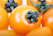 Free Yellow Tomato. Royalty Free Stock Photos - 8302008