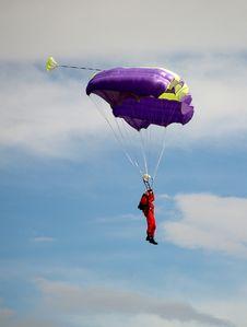 Free Parachute Royalty Free Stock Image - 8302056