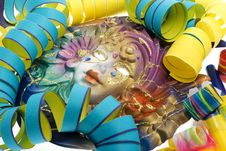 Carnival, Mask Venetian Royalty Free Stock Photography
