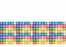Free Abstract Background With Colorful Bright Squares I Stock Image - 8302471