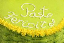 Free Easter Cake Stock Photos - 8302773
