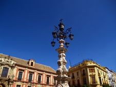 Free View Of Sevilla Stock Photography - 8302832