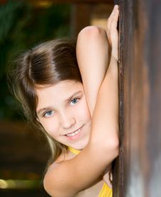 Free Portrait Lovely Teen Girl Royalty Free Stock Images - 8302989